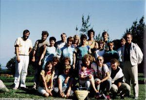 Jakobsweg 1988