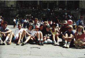 Jakobsweg 1992