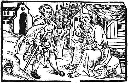 Bruder Klaus und die Pilger
