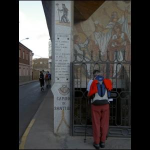 Pilgerreise 2005 Jakobsweg