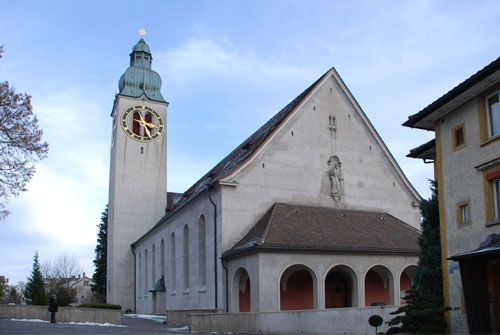 Jakobuskirche Degersheim