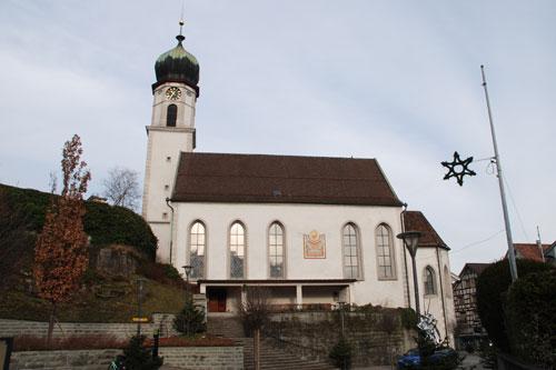 Jakobuskirche Rheineck