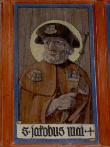 Jakobus in Nonnenhorn