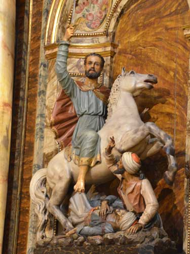 Jakobus in Spanien