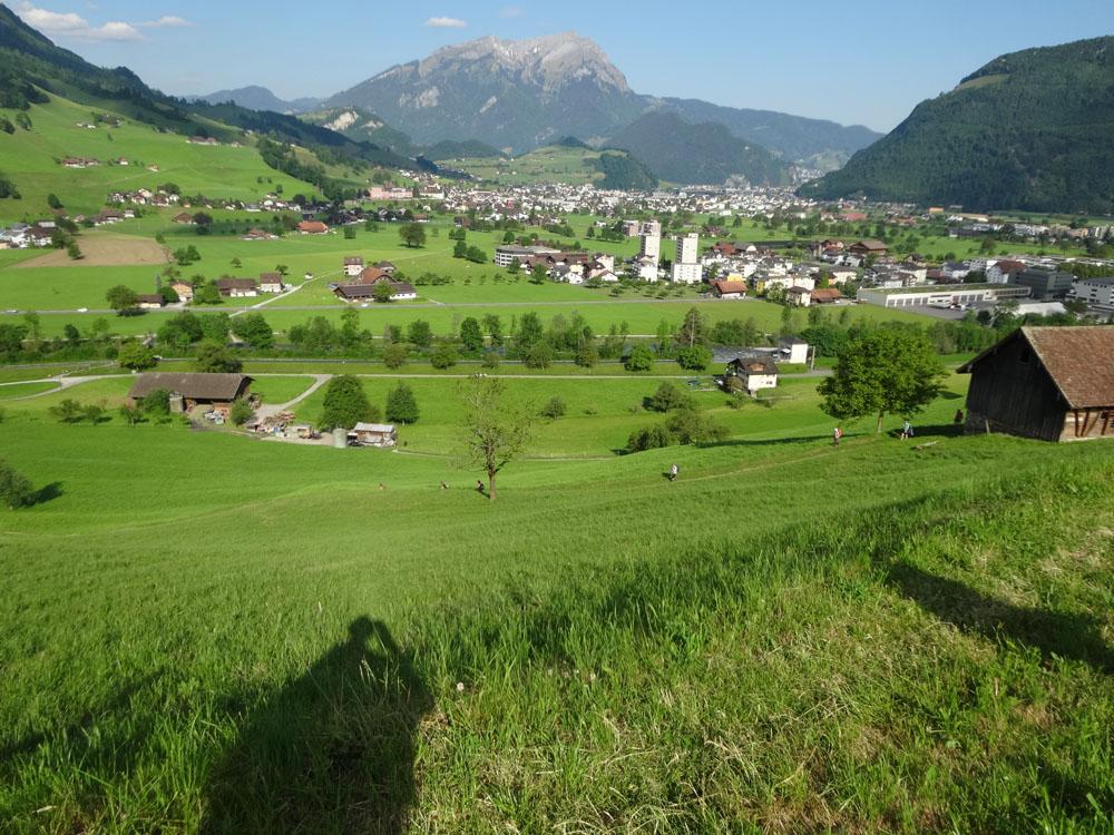 Jakobsweg - Swiss Camino - Einsiedeln-Flüeli-Ranft