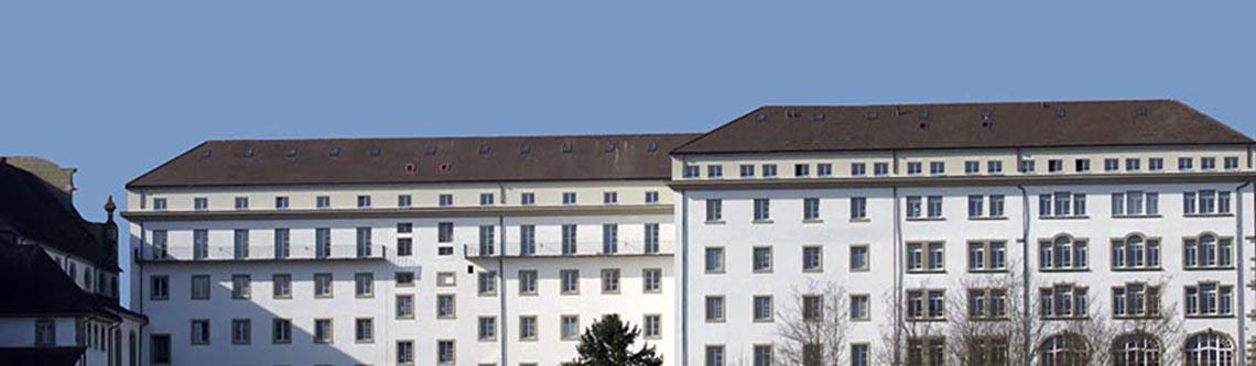 Kapuzinerkloster Freiburg CH