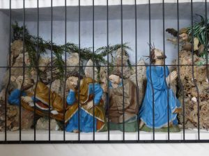 Jakobus in Getsemane