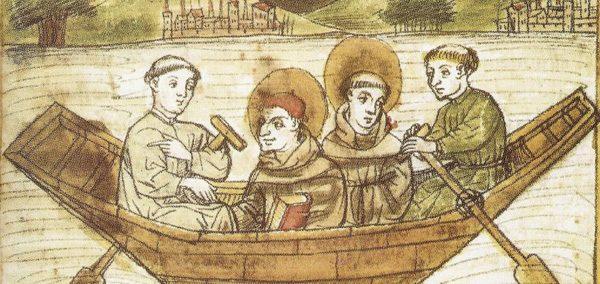 Kolumban auf dem Bodensee