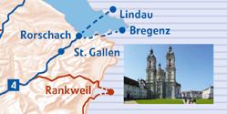 Jakobsweg St.Gallen