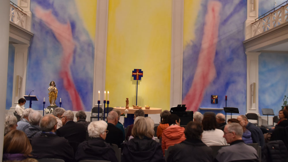 Pilgergottesdienst Schutzengelkapelle St.Gallen