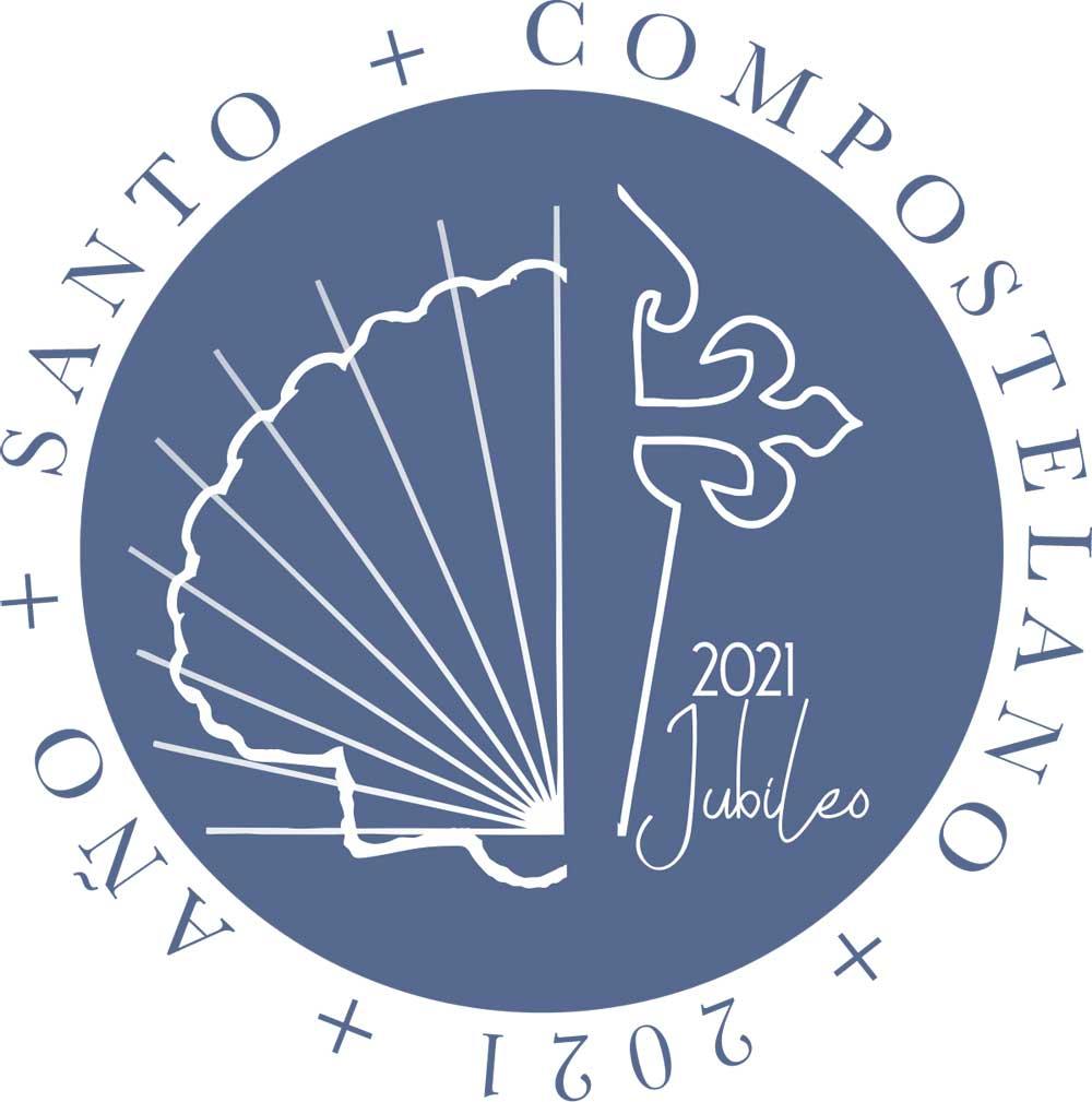 Logo zum Heiligen Jahr 2021